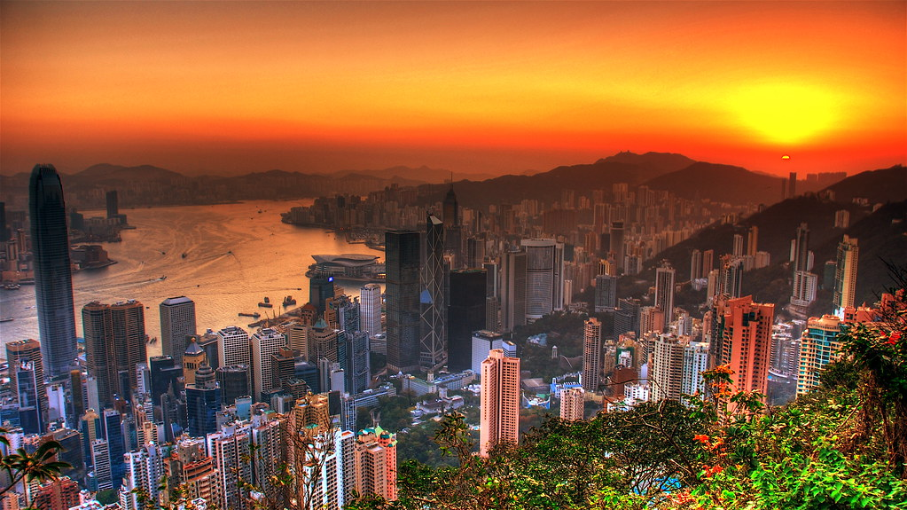 Top tourist attractions in Hong Kong