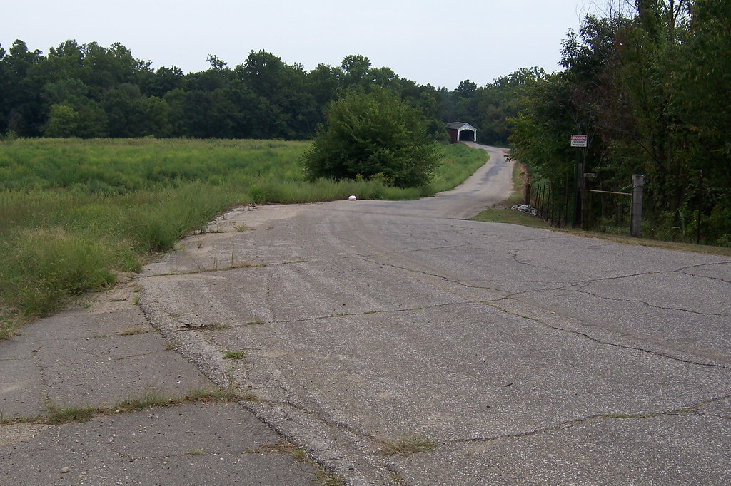 Mystery US 36 alignment
