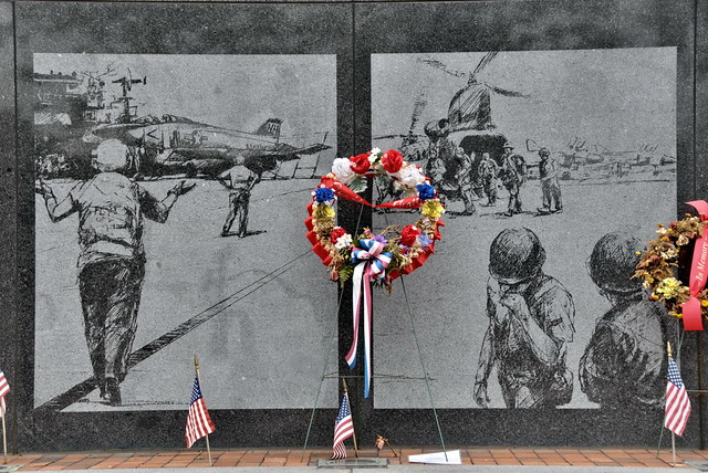 Vietnam Memorial Veterans Sketches