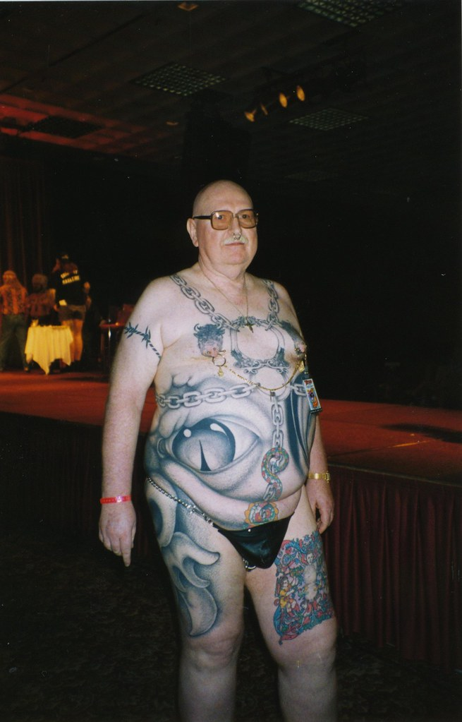 San Diego Tattoo Convention 1994 Knowing Flickr This