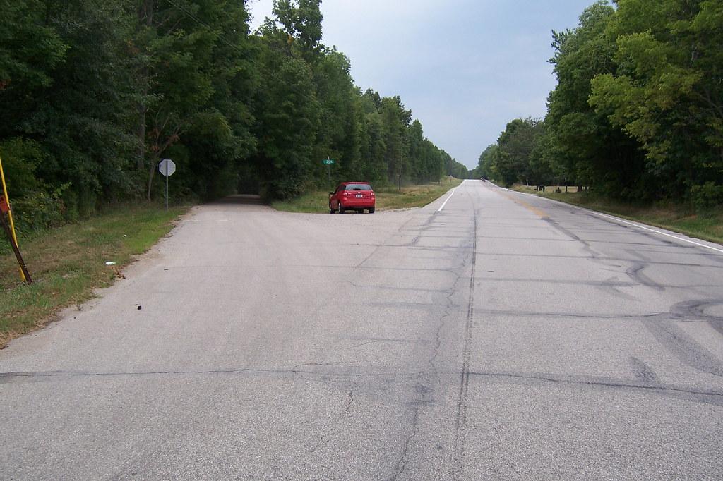 US 36 alignments