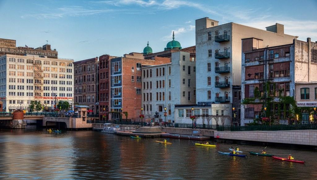 The Milwaukee River