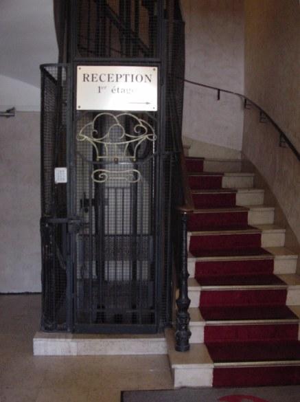 Tinsy French Elevator ; ) | Ashley McRae | Flickr