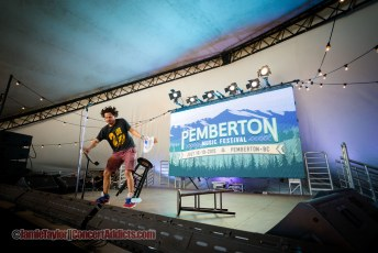 Eric Andre @ Pemberton Music Festival - July 17th 2015