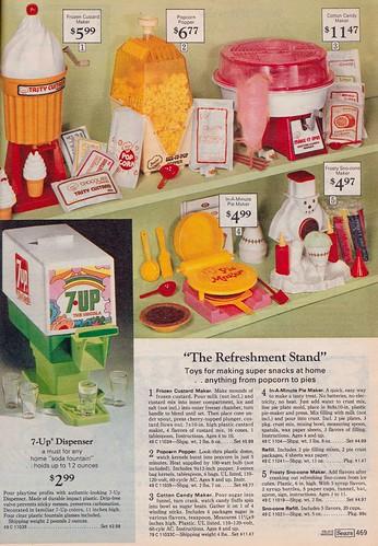 Sears Wish Book 1973 DIY Junk Food Barbiescanner Flickr
