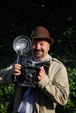 Old-school photographer | George Nell | Flickr