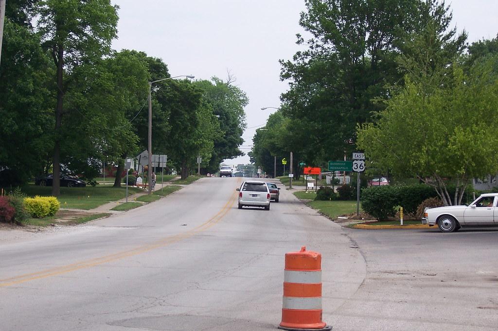 Eastbound US 36