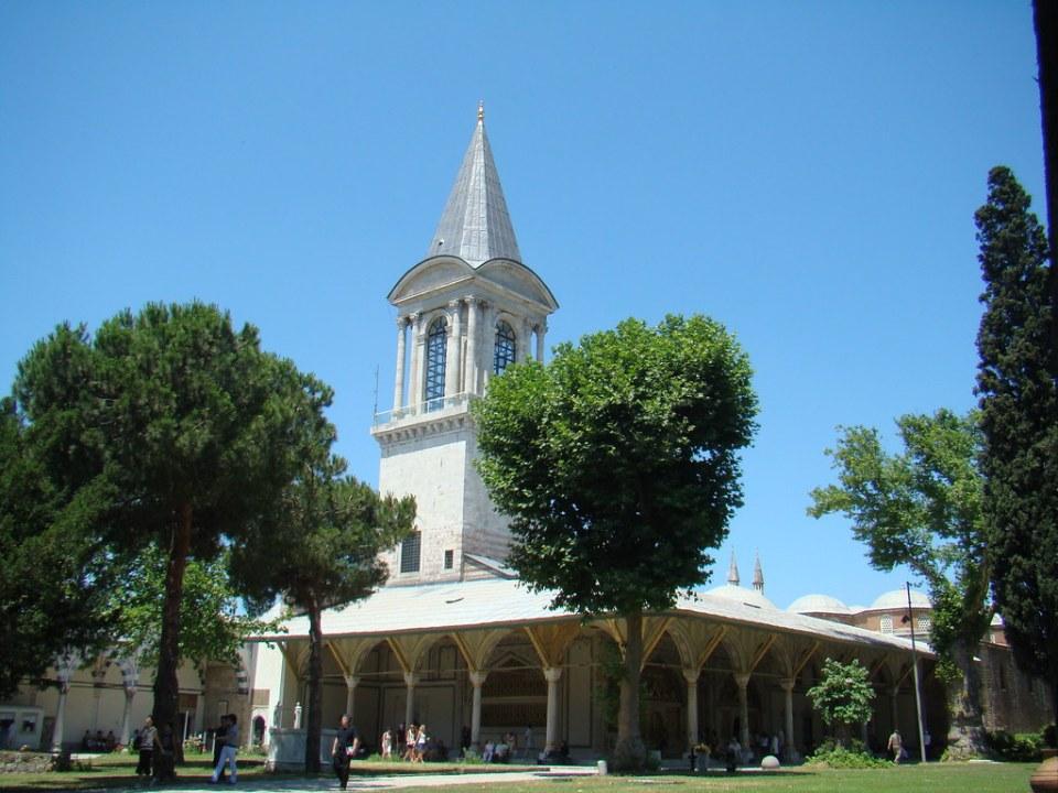 Turquia Estambul camara del consejo Palacio Topkapi 11