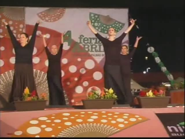 video 02 Gala Clausura IV Feria Abril Las Palmas de Gran Canaria