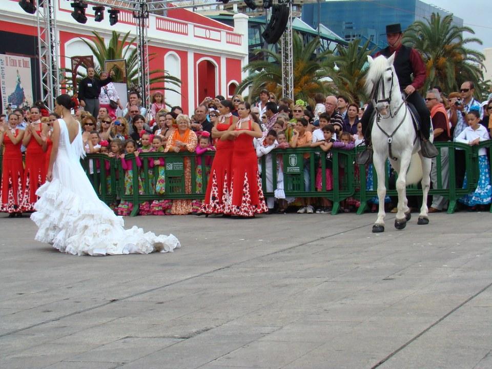 feria abril Las Palmas Gran Canaria Caballos 78
