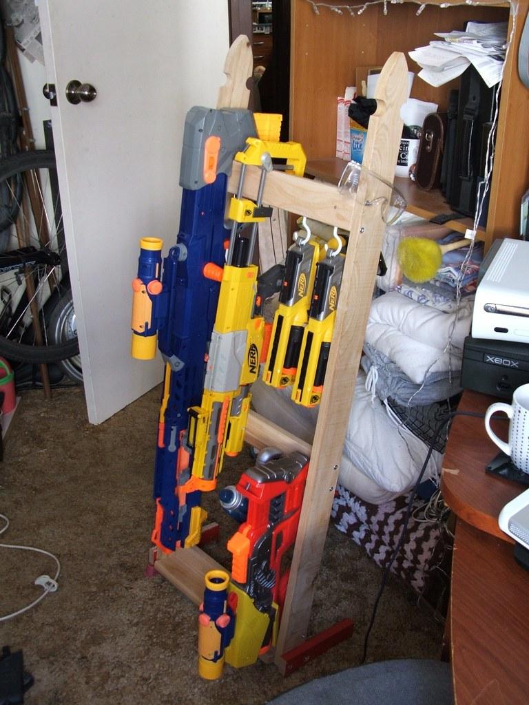 Nerf Guns World All