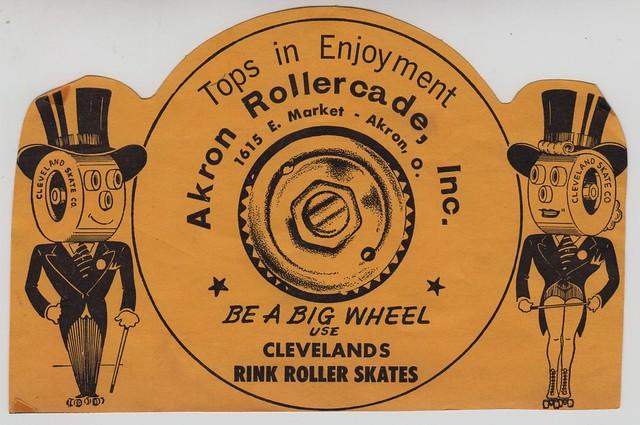 Akron Rollercade, Inc. - Akron, Ohio