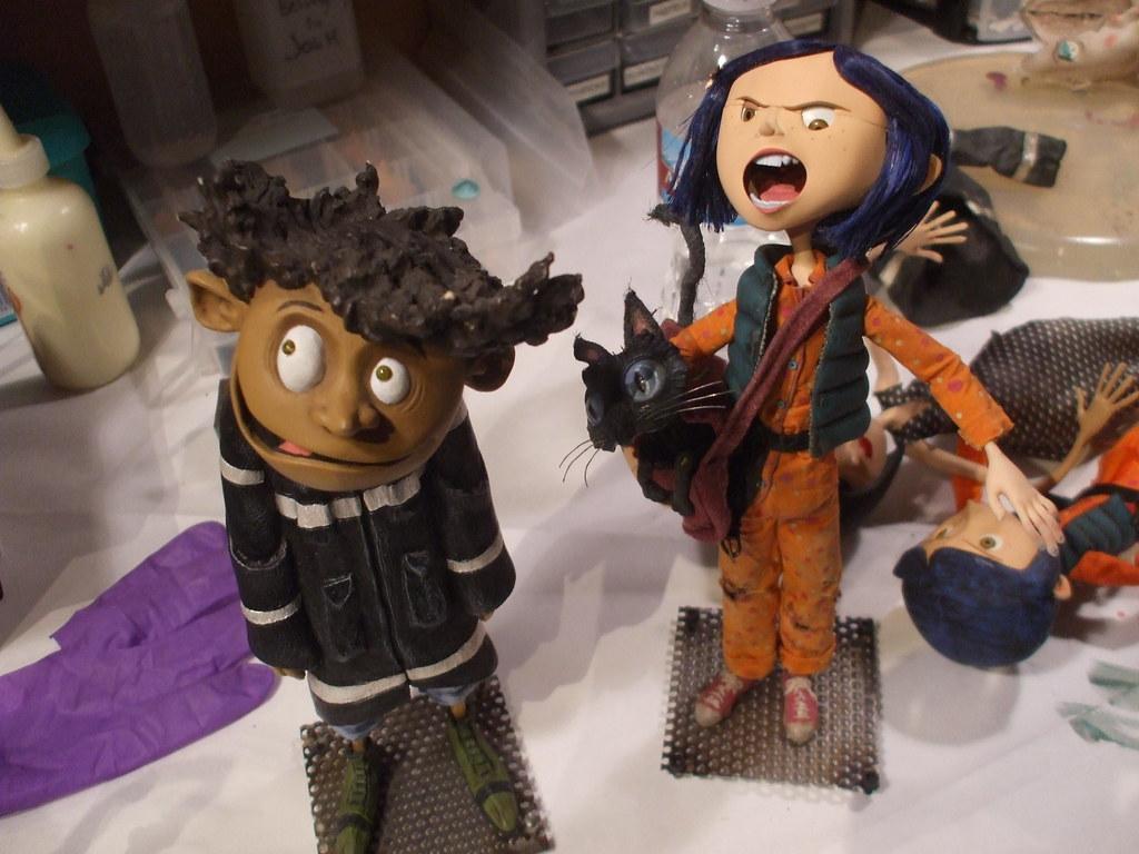 Coraline Wybie Characters