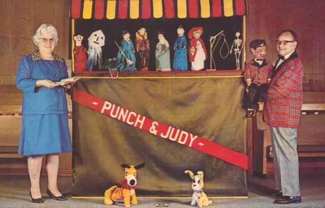 The Ellis Puppets - Warren, Michigan