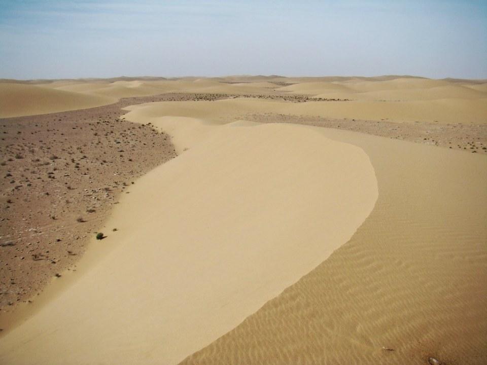 Desierto del Sahara paisajes 12