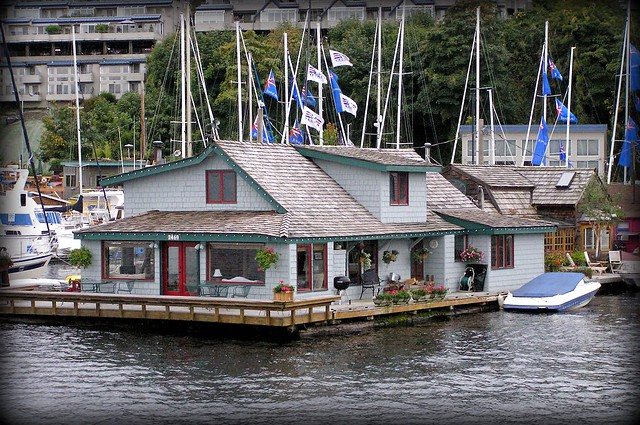 Tom Hanks House In Quot Sleepless In Seattle Quot We Took Boat