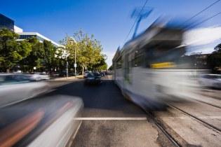 Melbourne's tram