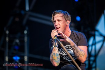 Billy Talent @ Pemberton Music Festival - July 16th 2015