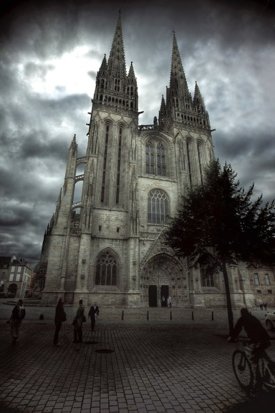 Catedral de Quimper | En la Bretaña francesa. | Carles | Flickr