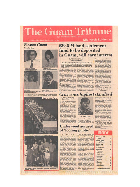 The Guam Tribune