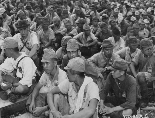 Prisoners, 1945