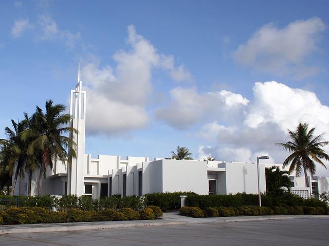 Barrigada Mormon Church