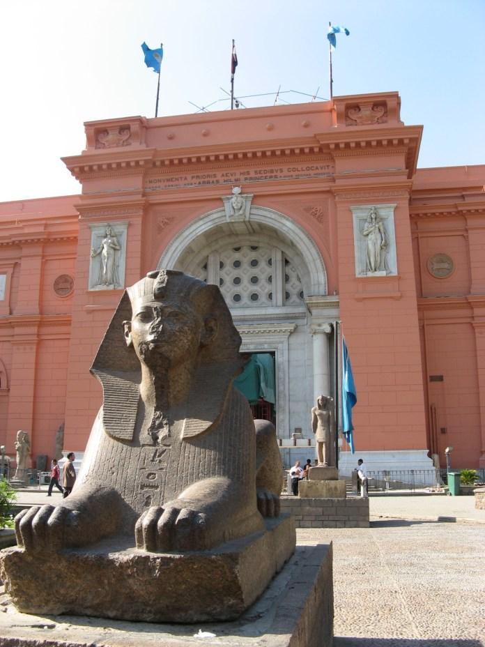 Egypt_649_埃及開羅博物館