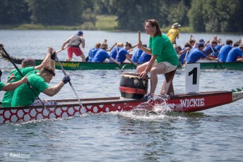 Drachenbootrennen 2015