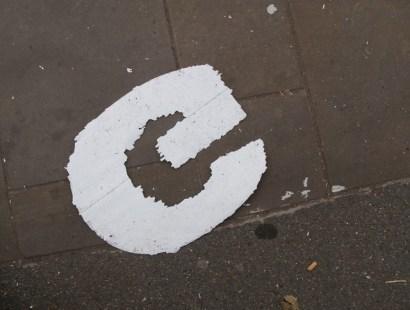 cinema ratings found in street