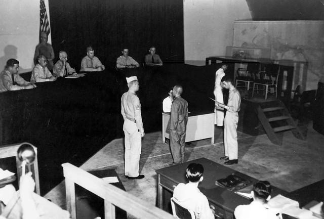 Court Sentencing