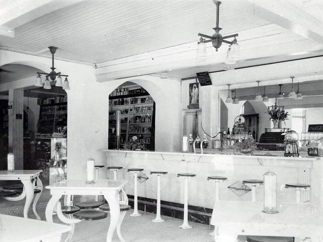 Butler's Soda Fountain