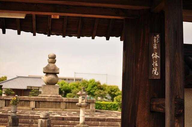 @Saidai-ji temple, Nara, 西大寺