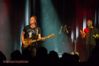 Sting @ The Commodore Ballroom - February 1st 2017