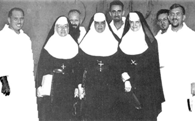 Founding Trio, 1946