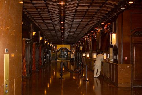 The Lobby Our Hotel In Puerto Rico El San Juan Hotel