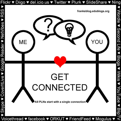 Get Connected!