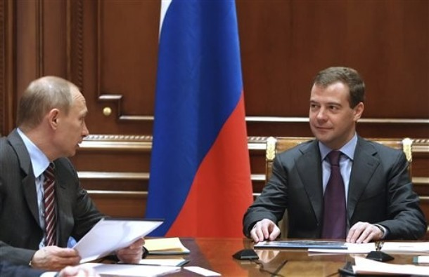 Russia President | Russian President Dmitry Medvedev ...