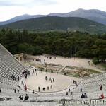 Viajefilos en Grecia, Epidauro 004