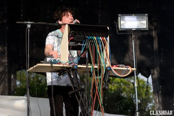 Panda Bear @ Pitchfork Music Festival, Chicago IL 2015