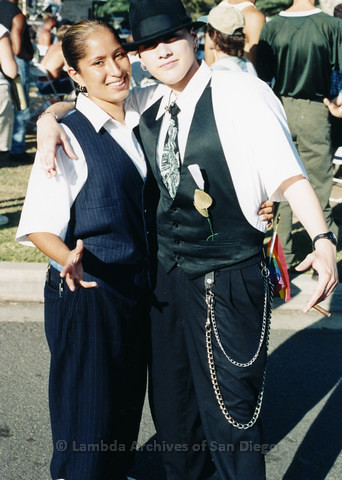 San Diego LGBTQ Pride Festival,1998