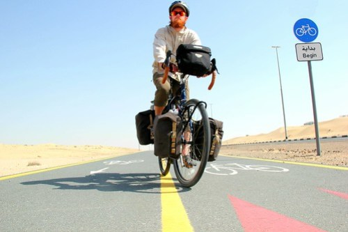 Dubai Cycle Route