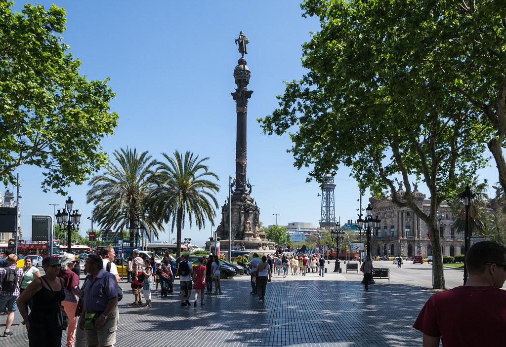 La Rambla Barcelona Spain La Rambla Barcelona Spain