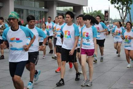 Run For Hope Singapore 2013
