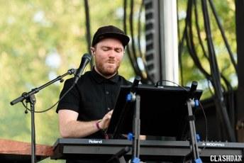 Chvrches @ Pitchfork Music Festival, Chicago IL 2015