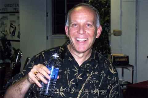 San Diego LGBT Pride Festival, July 2006: San Diego Men's Chorus Director