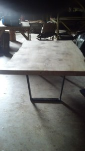 Wood Slab Tables
