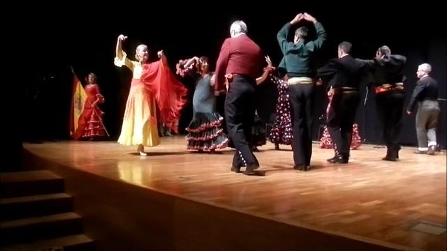 Rocieras del Pino - Sevillana Canaria 01 - II Encuentro Intercultural Virgen de Coromoto