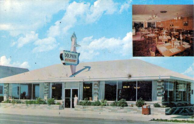 Dolphin Restaurant, Wildwood, N.J. | metromonthly | Flickr