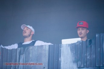Flosstradamus @ Fvded in The Park - July 3rd 2015