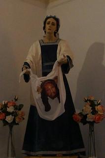 Santa Mujer Veronica